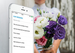 wedding to-do list