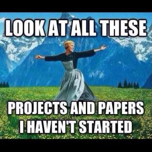 Daily planner for procrastinators