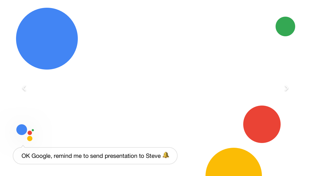 Any.do integrates with the Google Assistant to make organization even easier